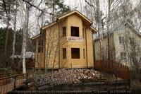 Канадский каркасно-щитовой дом