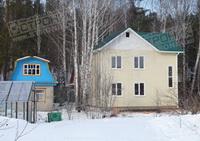 Каркасно-панельный дом и садовый щитовой дом
